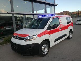 καινούριο ασθενοφόρο CITROEN Berlingo XL