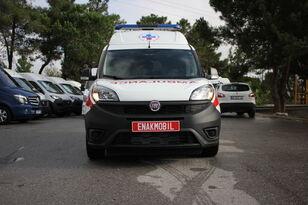 καινούριο ασθενοφόρο FIAT DOBLO MAXİ XL WİTH EQUİPMENT
