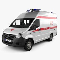 καινούριο ασθενοφόρο GAZ B TYPE GAZelle NEXT AMBULANCE WİTH FULL EQUİPMENT