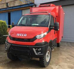 καινούριο ασθενοφόρο IVECO 4WD