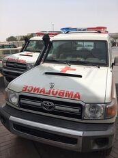 καινούριο ασθενοφόρο TOYOTA Land Cruiser petrol Hardtop