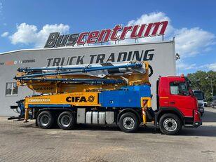 αντλία σκυροδέματος Cifa  στο πλαίσιο VOLVO FM X 460 8x4 CIFA K 45H Carbotech / German Truck