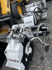 εκσκαφέας-φορτωτής μονόπλευρης ολίσθησης SIMEX PL 500S