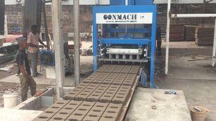 καινούριο εξοπλισμός για παραγωγή μπλοκ σκυροδέματος CONMACH BlockKing-25FSS Concrete Block Making Machine-10.000 units/shift