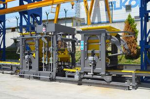 καινούριο εξοπλισμός για παραγωγή μπλοκ σκυροδέματος ELKON ELKOBLOCK-36S FULLY AUTOMATIC SINGLE LAYER Concrete Block Machin
