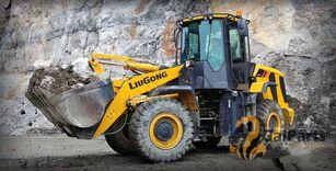 καινούριο εμπρόσθιος τροχοφόρος φορτωτής LIUGONG CLG835H (305)