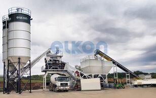 καινούριο εργοστάσιο σκυροδέματος ELKON Kompaktowy węzeł betoniarski ELKOMIX-160 QUICK MASTER
