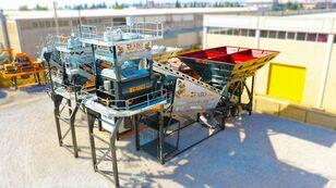 καινούριο εργοστάσιο σκυροδέματος FABO TURBOMIX-120 MOBILE CONCRETE PLANT READY IN STOCK