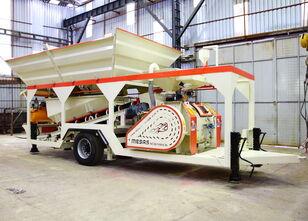 καινούριο εργοστάσιο σκυροδέματος MESAS 35 m3/h MINI COMPACT Concrete Plant
