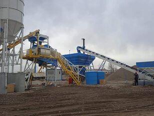 καινούριο εργοστάσιο σκυροδέματος PROMAX Centrale à Béton Mobile M120-TWN (120m³/h)