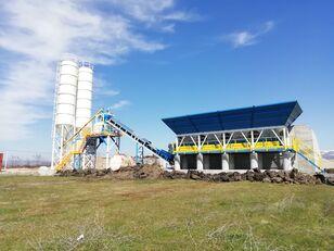 καινούριο εργοστάσιο σκυροδέματος PROMAX Compact Concrete Batching Plant C60-SNG-LINE (60m3/h)