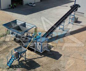 καινούριο εργοστάσιο σκυροδέματος PROMAX Mobile Concrete Batching Plant M35-PLNT (35m3/h)