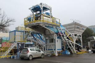 καινούριο εργοστάσιο σκυροδέματος PROMAX Mobile Concrete Batching Plant PROMAX M100 (100m3/h)