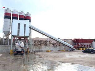 καινούριο εργοστάσιο σκυροδέματος PROMAX STATIONARY Concrete Batching Plant S160-TWN (160m3/h)