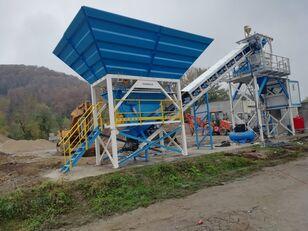 καινούριο εργοστάσιο σκυροδέματος PROMAX КОМПАКТНЫЙ БЕТОННЫЙ ЗАВОД C60 SNG-PLUS (60 м³/ч)