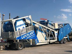 καινούριο εργοστάσιο σκυροδέματος Plusmix 60m³/ Hour Mobile Concrete Plant - BETONYY ZAVOD