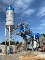 καινούριο εργοστάσιο σκυροδέματος Plusmix 60m³/Hour MOBILE Concrete Plant - BETONNYY ZAVOD