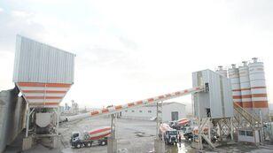 καινούριο εργοστάσιο σκυροδέματος SEMIX   240 m³/ h