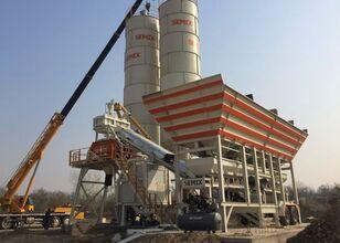 καινούριο εργοστάσιο σκυροδέματος SEMIX Mobile 120-135 Y MOBILE CONCRETE BATCHING PLANTS 120-135m³