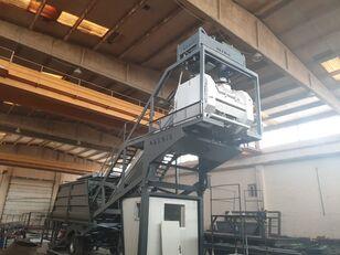 καινούριο εργοστάσιο σκυροδέματος SKYMIX SKY60MS