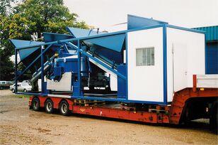 καινούριο εργοστάσιο σκυροδέματος SUMAB Mobile K-80. EASY TO TRANSPORT!