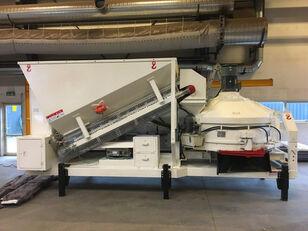 καινούριο εργοστάσιο σκυροδέματος SUMAB Scandinavian Quality! Economy Class K-10 (Pan mixer 750 \ 500 L)