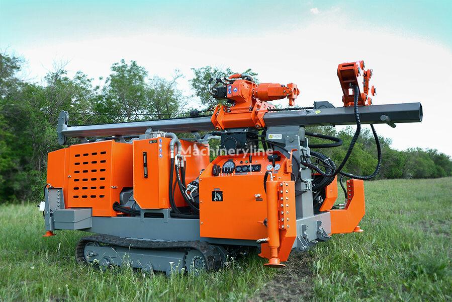 καινούριο γεωτρύπανο PRIDE TITAN 120 Profi