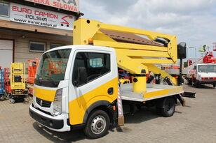 καλαθοφόρο όχημα RENAULT Maxity 20 m Socage DA320