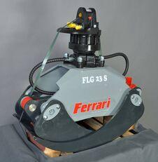 κινητός γερανός FERRARI Holzgreifer FLG 23 XS + Rotator FR55 F