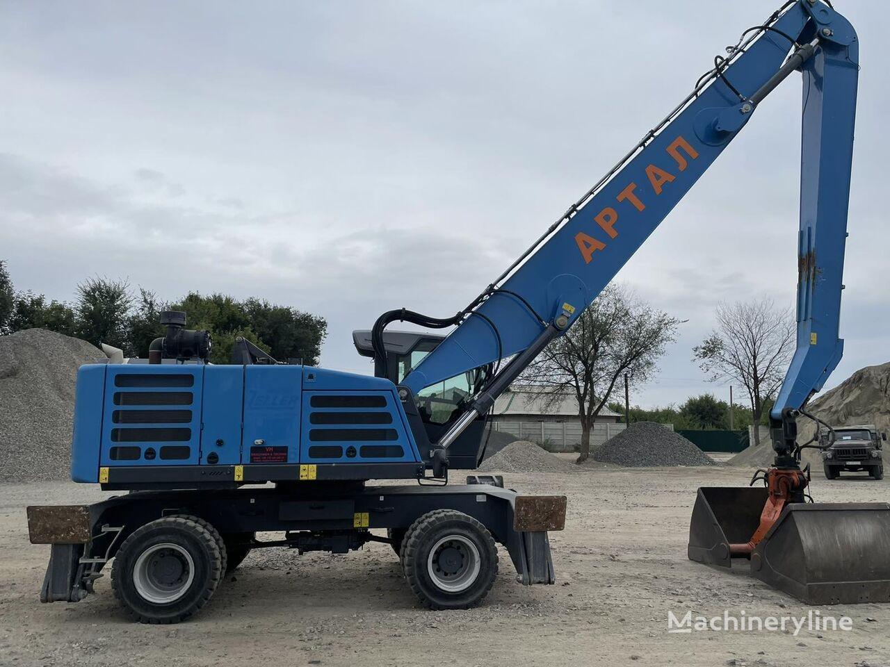 μηχάνημα διαχείρισης υλικών TEREX Fuchs MHL 350 T4f