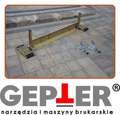 καινούριο μηχάνημα επίστρωσης πλακακιών σε εξωτερικούς χώρους GEPTER LTL250