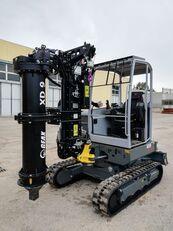 μηχάνημα έμπηξης πασσάλων GEAX XD 9