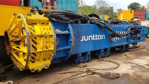 μηχάνημα έμπηξης πασσάλων JUNTTAN HHK 16 / 20 S