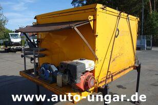 μηχάνημα σφράγισης αρμών με άσφαλτο OLETTO 2m³ Thermo Asphalt Container Hot Box H02 wie A.T.C. / HMB