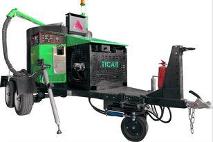 καινούριο μηχάνημα σφράγισης αρμών με άσφαλτο TICAB ASPHALT CRACK SEALING BPM-500