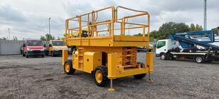 ψαλιδωτός ανυψωτήρας HAULOTTE H15SX - 15m, 4x4, diesel