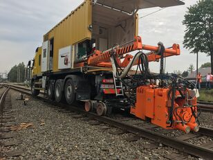 καινούριο σιδηροδρομικό μηχάνημα COPMA KCM 007