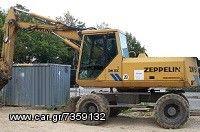 τροχοφόρος εκσκαφέας ZEPPELIN ZM19 κατά ανταλλακτικό
