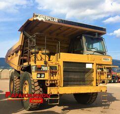 ανατρεπόμενο όχημα μεταφοράς λατομικών υλικών CATERPILLAR 769D