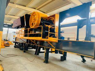 καινούριο θραυστήρας με σιαγόνες FABO FABO MJK-90 MOBILE JAW CRUSHER  100-200 TPH READY IN STOCK