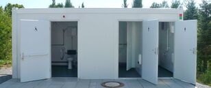 εμπορευματοκιβώτιο 20' CONTAINEX Sanitary