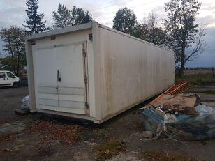 εμπορευματοκιβώτιο-ψυγείο 20' Willems koeltechniek bv